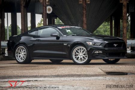 Boostworks 2015 Mustang GT 4