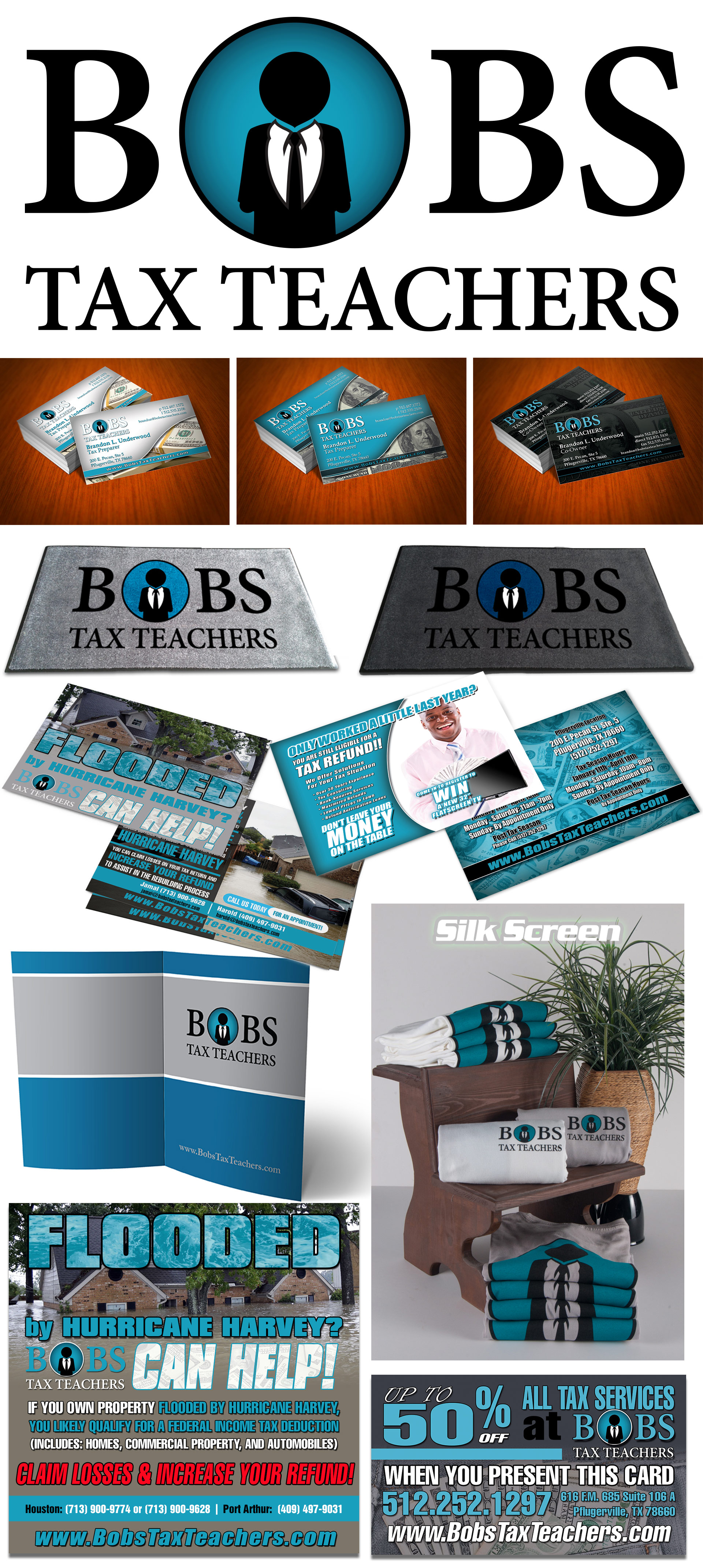 BRANDING - Bobs Tax Teachers