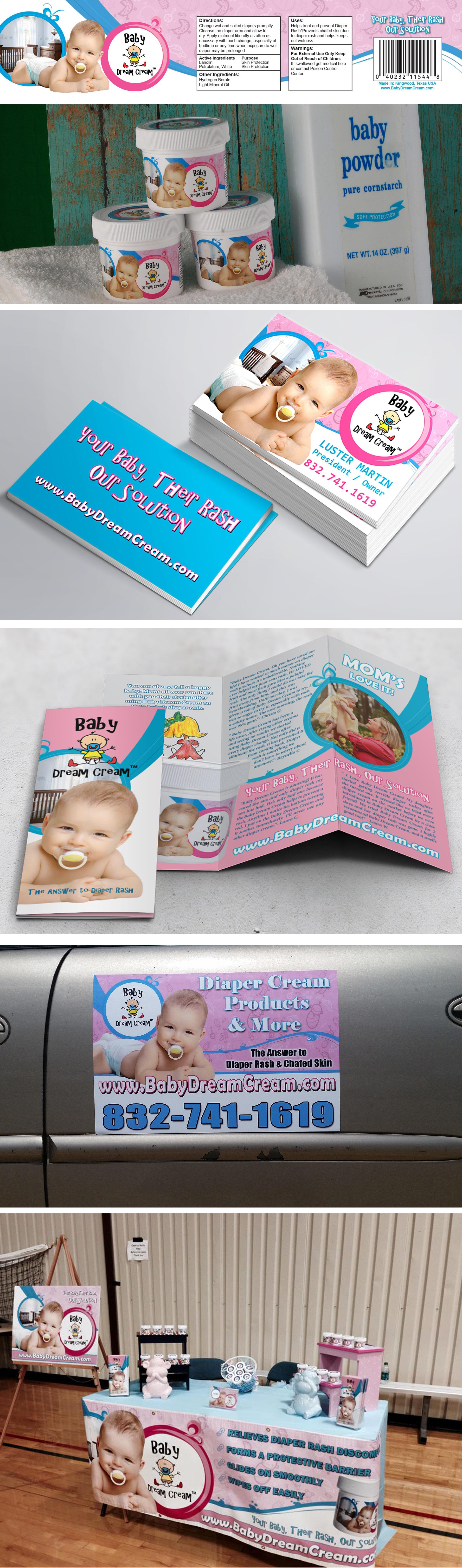 branding-Baby Dream Cream