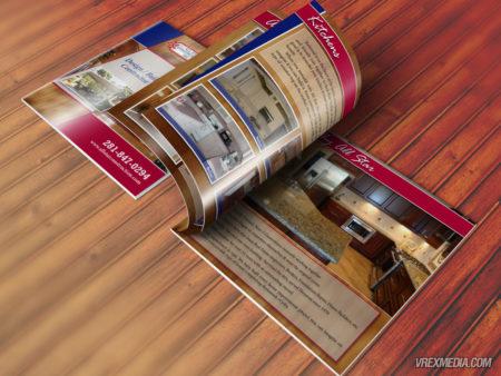 Brochure Design - All Star Construction