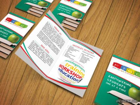 Brochure Design - Children Education