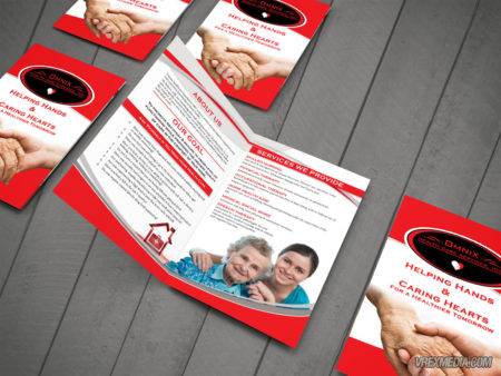Brochure Design - Omnix Healthcare Services
