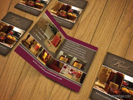 Brochure Design - RZAD International