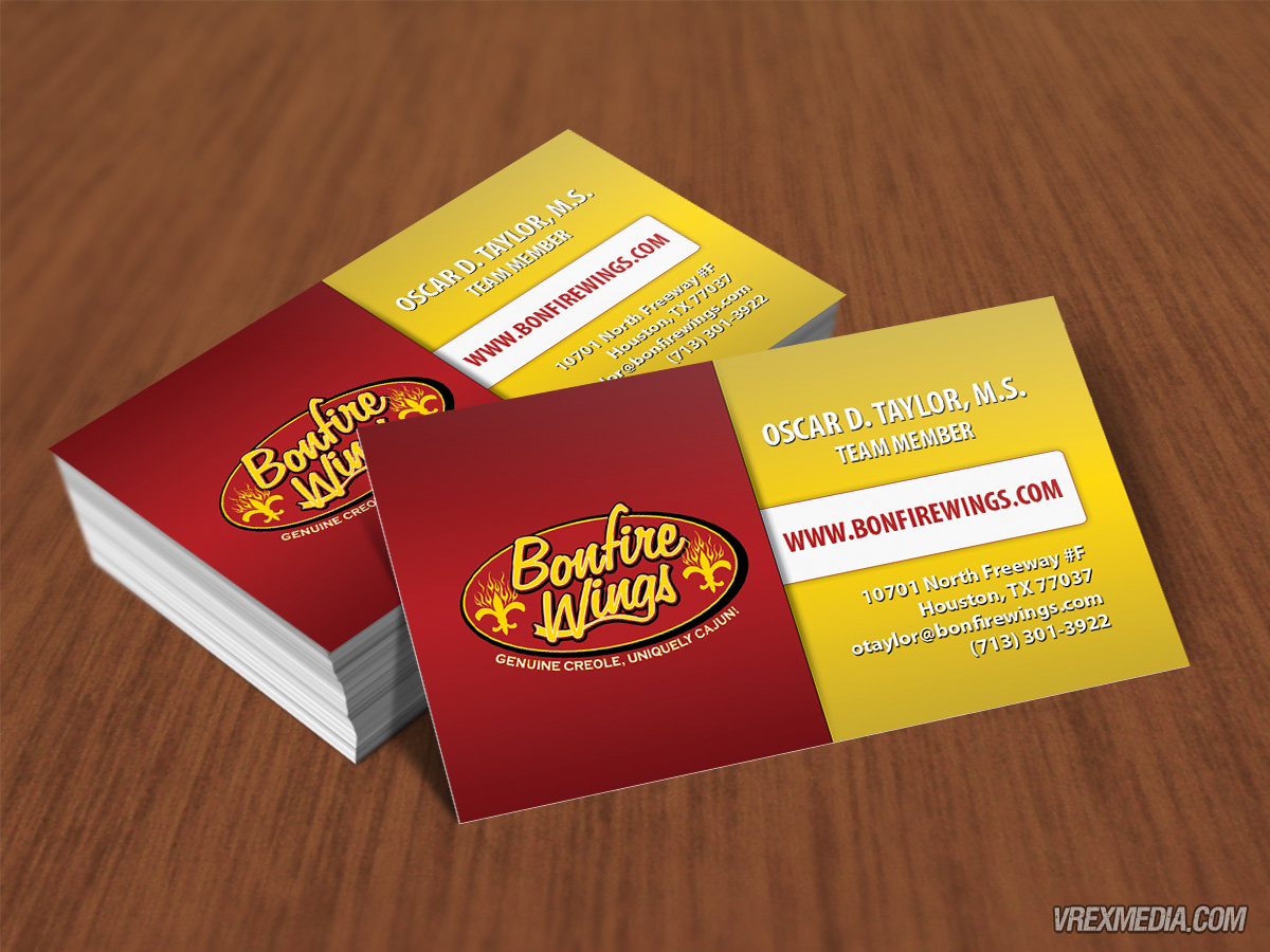 Business cards north houston gallery card design and card template business cards vrex media load more reheart gallery reheart Images