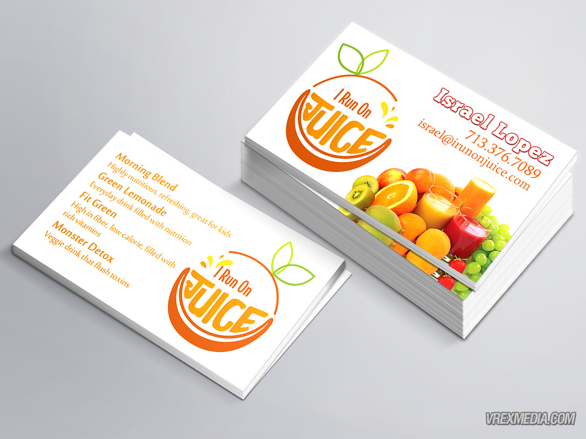 Morning Business Cards Gallery - Free Business Cards
