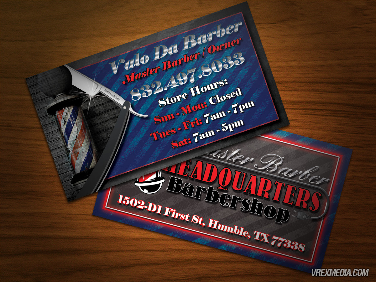 Barber Business Cards - olisticdayitalia.tk