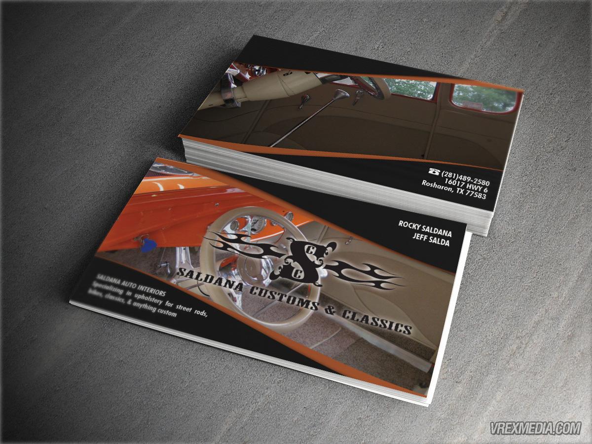 Business Cards   VReX Media