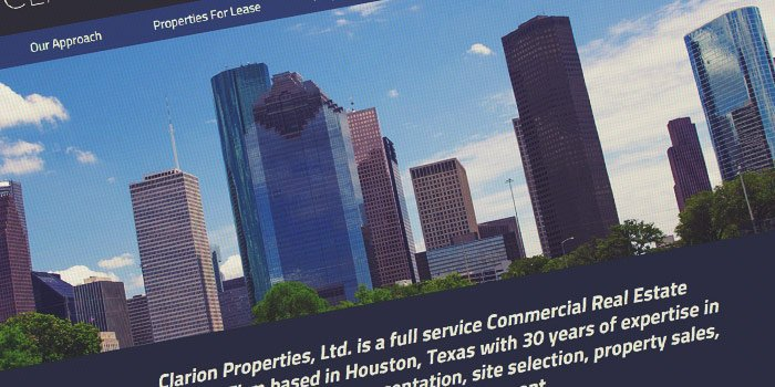 Clarion Properties Ltd