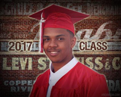 Graduation 2017 - George 2