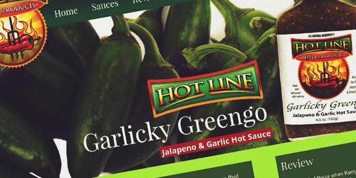 Hot Line Pepper