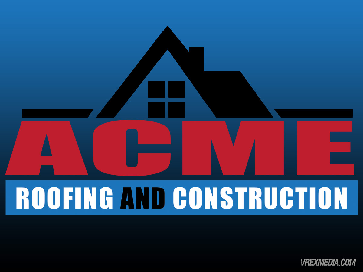 sc 1 st  VReX Media & Acme Roofing u0026 Construction Logo memphite.com