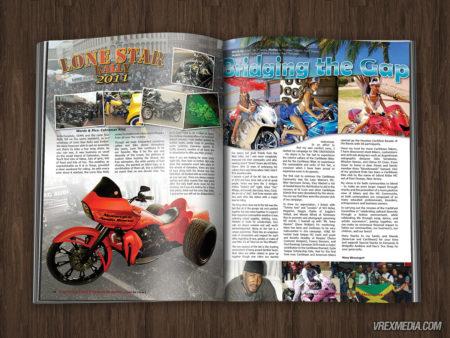 Magazine Article - Lone Star Rally