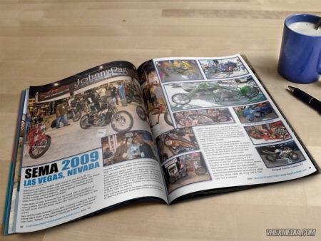 Magazine Article - SEMA 2009