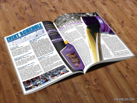 Magazine Article - Royal Purple