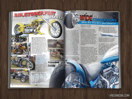 Magazine Article - Wide Tire Conversions
