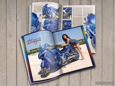 Magazine Feature - Enter The Dragon Busa
