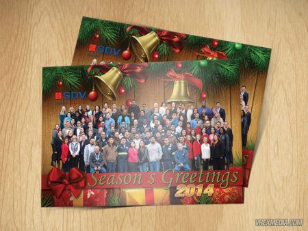 SDV 2014-1 Christmas Card