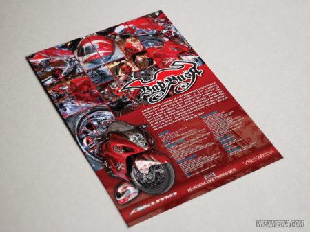 Poster Design - Bad Busa