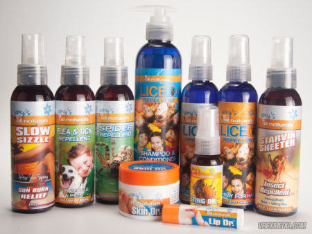Product Labels - Amys All Naturals