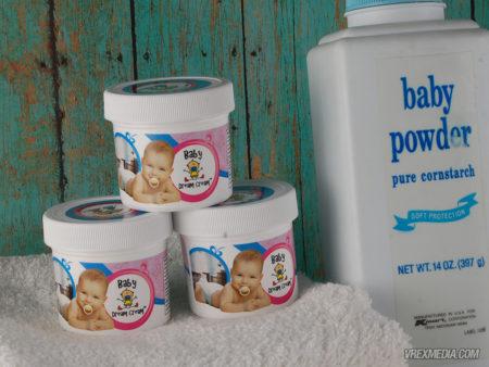 Baby Dream Cream Labels