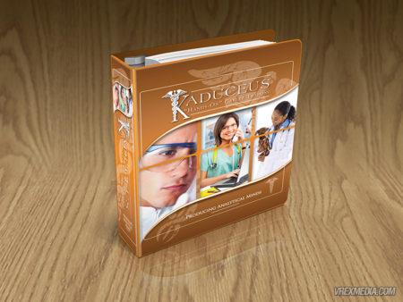 Product Packaging - Kaduceus Binder