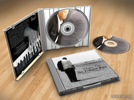Product Packaging - Rico J CD