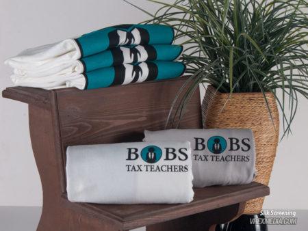 Silk Screen - Bobs Tax Teachers