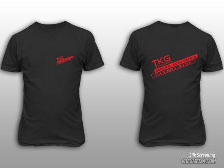 Silk Screen - TKG Transmission