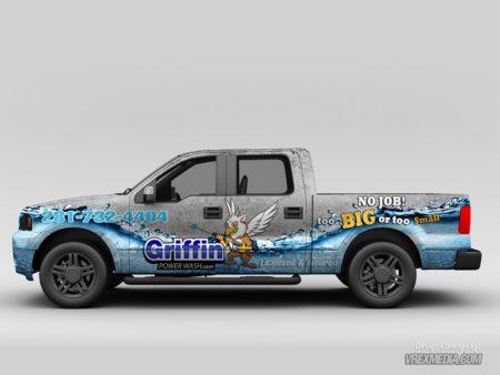 Rendering - Griffin Power Wash