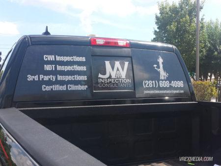Window Perf - JW Inspections