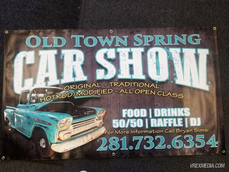 Carshow Banner