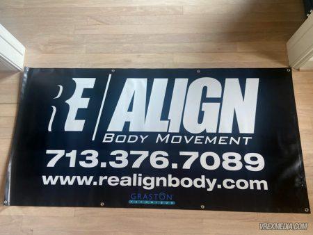 Banner - ReAlign Body Movement
