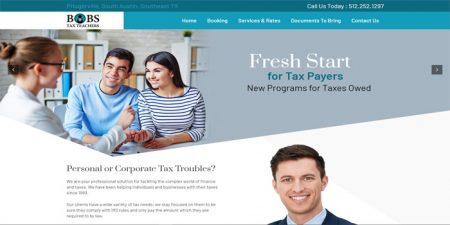 Bobs Tax Teachers Website