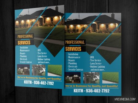 Donaldson Professional Service Postcards