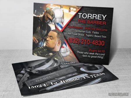 Torrey Marsh Postcard Design