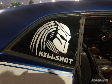 Killshot Challenger Side Decals