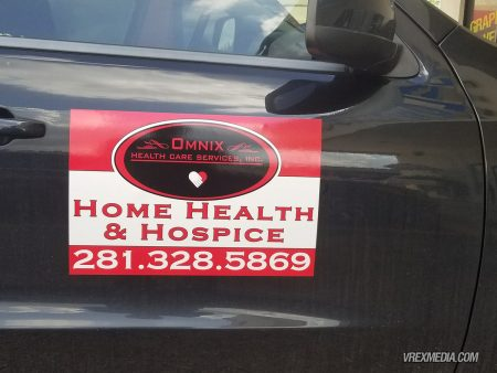 Vehicle Magnets - Omnix Healthcare Services